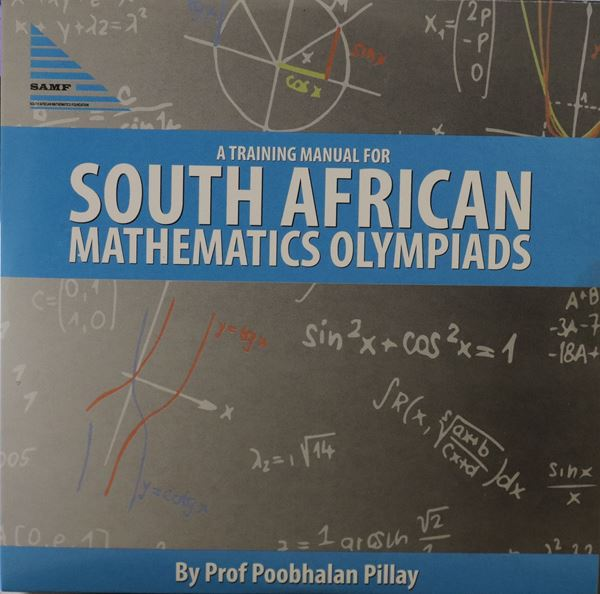 Picture of CD: A Training Manual for SA Mathematics Olympiad